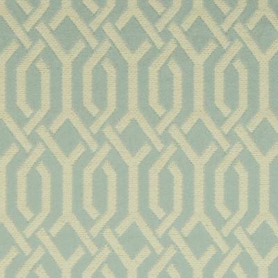 A6838 Mist Fabric: C08, C47, GEOMETRIC, GEOMETRIC FABRIC, BLUE, BLUE FABRIC, BLUE GEOMETRIC, COTTON GEOMETRIC, COTTON, COTTON FABRIC, BLUE COTTON,WOVEN