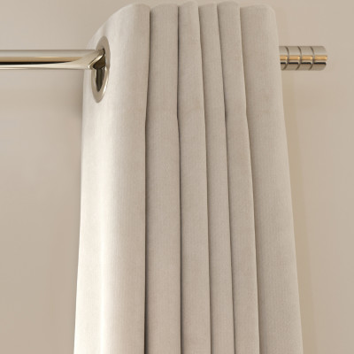A7523 Serenity Fr Putty Fabric: C19, 100% BLACKOUT LINING, COMMERCIAL LINING, RESIDENTIAL LINING, FLAME RESISTANT LINING