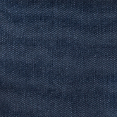 A7825 Indigo Fabric: E45, D75, C24, ESSENTIALS, ESSENTIAL FABRIC, INDIGO, LINEN, 100% LINEN, BLUE LINEN, SOLID BLUE LINEN