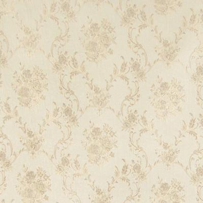 A8121 Cream Fabric: C32, FLORAL DAMASK