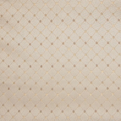A8126 Ecru Fabric: D50, C32, DIAMOND, DOT, NEUTRAL, GOLD