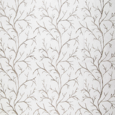 A8763 Dust Fabric: C49, EMBROIDERY, BRANCH, BRANCHES, TREES, LINEN