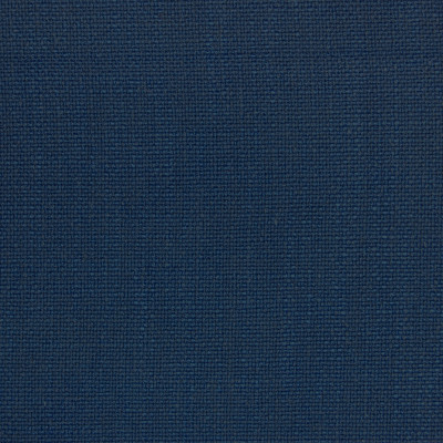 A9173 Sapphire Fabric: E78, C57, BLUE, SAPPHIRE, WOVEN, FAUX LINEN, LINEN BLEND, SOLID