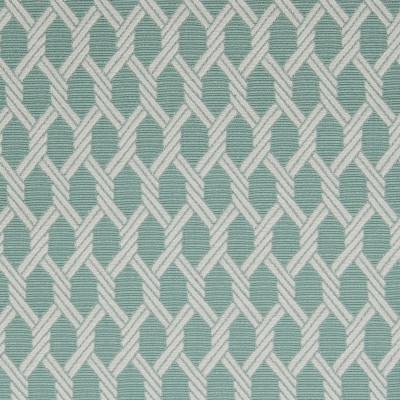 A9747 Sea Breeze Fabric: C72, BLUE BACKGROUND, NAVY, WOVEN ROPE, ROPE LIKE, WHITE, NAUTICAL ROPE, BLUE LATTICE, BLUE GEOMETRIC, BLUE MEDALLION, NAUTICAL