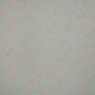 A9821 Stream Fabric: C73, BLUE FLORAL, BLUE EMBROIDERY, TAUPE EMBROIDERY, NATURAL EMBROIDERY, TAN EMBROIDERY