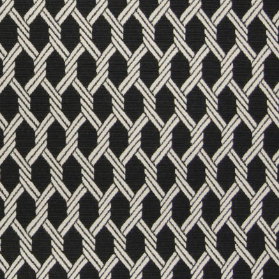 B1821 Licorice Fabric: C93, BLACK LATTICE, CHARCOAL LATTICE, MIDNIGHT LATTICE, BLACK MEDALLION,,WOVEN