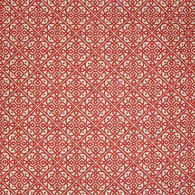 B2094 Scarlet Fabric: C96, RED DIAMOND COTTON PRINT, SCARLET DIAMOND COTTON PRINT, WAVERLY