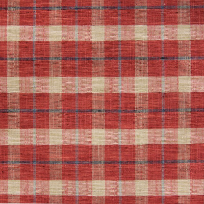 B2100 Pompeii Fabric: C96, CRIMSON PLAID, RED PLAID, SCARLET PLAID,WOVEN
