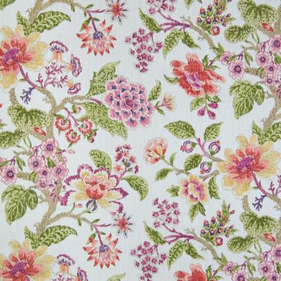 B2282 Marshmallow Fabric: D01, PURPLE FLORAL PRINT, PURPLE FLORAL, FLORAL PRINT, COTTON FLORAL PRINT, PURPLE COTTON FLORAL, VIOLET FLORAL,