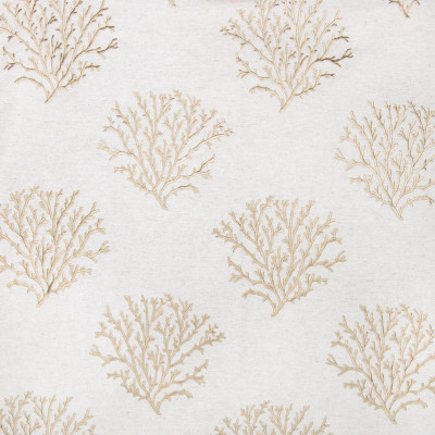 B2803 Taupe Fabric: D10, GOLD CORAL, GOLD EMBROIDERY, GOLD BEACH EMBROIDERY