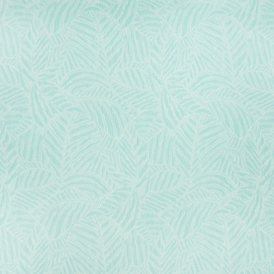 B2984 Seafrost Fabric: D14, SKY BLUE FOLIAGE, SKY BLUE SOLID, LIGHT BLUE SOLID, LIGHT BLUE FOLIAGE, LEAVES, LEAF, LEAF PATTERN,WOVEN