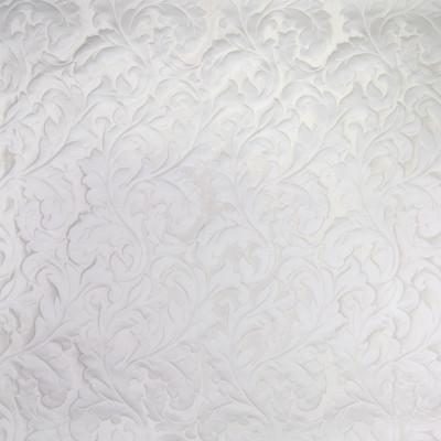 B3100 Ivory Fabric: D16, IVORY LEAF DAMASK, IVORY FOLIAGE DAMASK, OFF WHITE LEAF DAMASK, WHITE LEAF DAMASK, TONE ON TONE,WOVEN