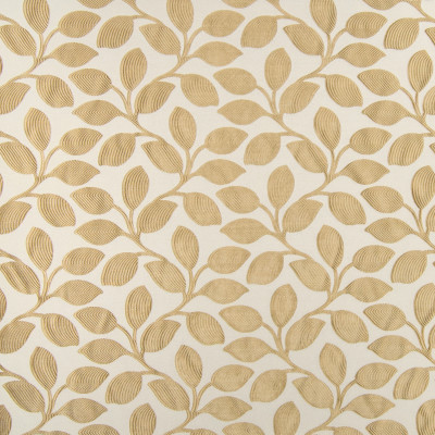 B3227 Sepia Fabric: D45, D17, LEAF FABRIC, LEAVES, GOLD LEAVES, WOVEN LEAVES, SATIN LEAVES, SATIN FABRIC, GOLD FABRIC, WOVEN FABRIC,FOLIAGE