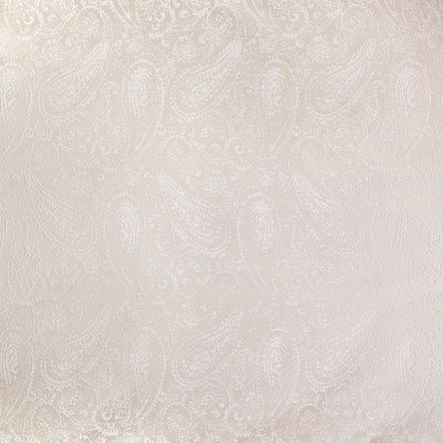 B3265 Lily Fabric: D18, CREAM, IVORY, PAISLEY, CREAM COLORED PAISLEY, IVORY COLORED PAISLEY