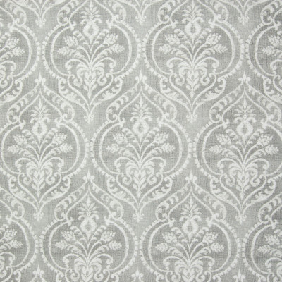 B3291 Pebble Fabric: D18, GRAY MEDALLION, GREY MEDALLION, TAUPE MEDALLION, NEUTRAL MEDALLION, PRINT