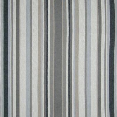 B3294 Granite Fabric: D18, GRAY STRIPE, GREY STRIPE, CHARCOAL STRIPE, GRANITE STRIPE,WOVEN