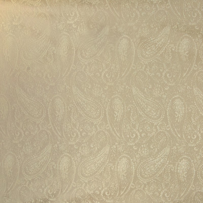 B3305 Midas Fabric: D18, NEUTRAL PAISLEY, GOLD PAISLEY, YELLOW PAISLEY