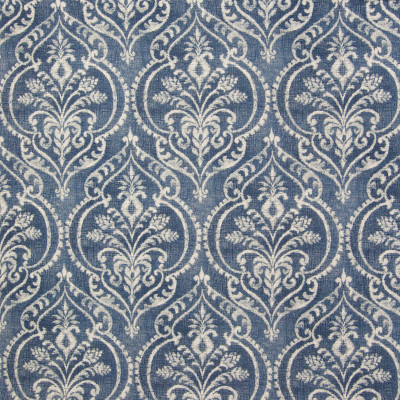 B3345 Denim Fabric: D18, NAVY SCROLL PRINT, NAVY MEDALLION PRINT, DARK BLUE MEDALLION PRINT
