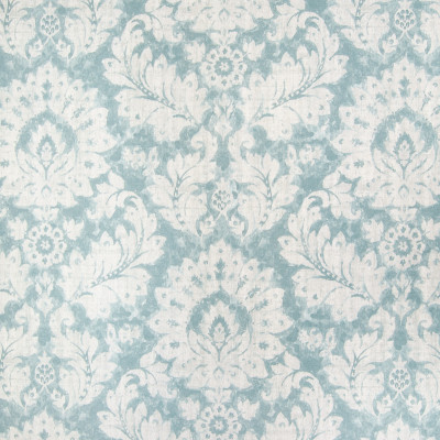 B3375 Clearwater Fabric: D18, FLORAL PRINT, LARGE FLORAL PRINT, SPA BLUE FLORAL PRINT, SPA BLUE FOLIAGE PRINT, LEAF PRINT