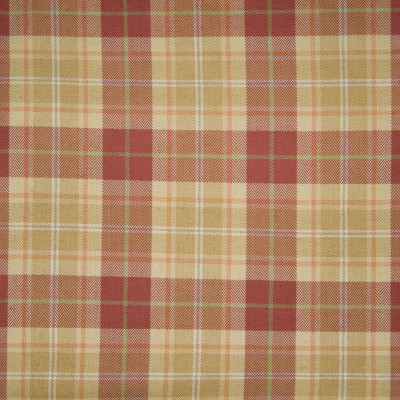 B3394 Flower Fabric: D18, RED PLAID, YELLOW PLAID, RED AND YELLOW PLAID, PINK AND YELLOW PLAID,WOVEN
