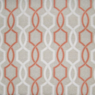 B3397 Cameo Fabric: D18, CORAL LATTICE PRINT, PINK LATTICE PRINT, CORAL MEDALLION PRINT