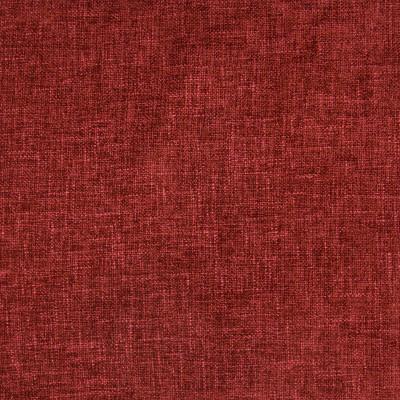 B3814 Crimson Fabric: E71, D28, RED CHENILLE, LIPSTICK CHENILLE, WOVEN CHENILLE