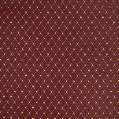 B4109 Crimson Fabric: E72, D35, DIAMOND TEXTURE, RED DIAMOND, TRADITIONAL DIAMOND, SMALL-SCALE, SMALL-SCALE DIAMOND, DIAMOND, CHAIR SCALE, CRIMSON