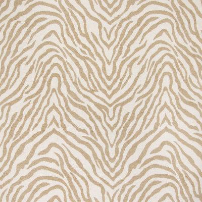 B4290 Beige Fabric: D39,NEUTRAL, NATURAL, WOVEN, CHENILLE, ANIMAL PRINT, ANIMAL SKIN, ANIMAL PRINT, ZEBRA, STRIPE, ZEBRA STRIPE, SKINS, SKIN