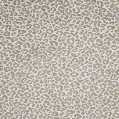 B4293 Stone Fabric: D39, GREY, GRAY, ANIMAL SKIN, ANIMAL PRINT, GREY ANIMAL SKIN, JACQUARD, SPOTS, ANIMAL SPOTS, NEUTRAL, WHITE, SILVER,WOVEN, SKINS, SKIN