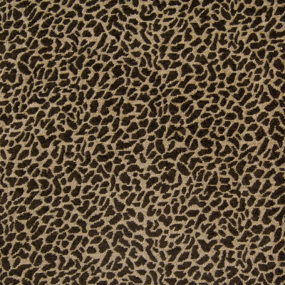 B4310 Mocha Fabric: D39, BROWN ANIMAL SPOTS, BROWN ANIMAL SPOTS, ANIMALSPOTS, ANIMAL SKIN, ANIMAL PATTERN, ANIMAL PRINT, CHOCOLATE BROWN, DARK BROWN, CHENILLE ANIMAL, WOVEN, SKINS, SKIN