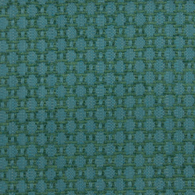 B4331 Ming Fabric: D40, TEAL WOVEN, TURQUOISE WOVEN, TURQUOISE GEOMETRIC, TURQUOISE DOT, SMALL SCALE