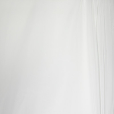 B4394 Opal Fabric: D41, SUPER VOILE SNOW, WHITE WOVEN SHEER, VOILE, WHITE VOILE, SNOW WHITE VOILE, OPAQUE,  INHERENTLY FLAME RETARDANT, INHERENTLY FIRE RETARDANT