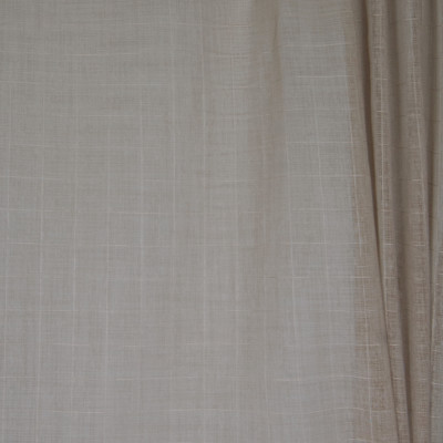 B4456 Dune Fabric: D41, NATURAL CHECK, BEIGE CHECK, IVORY PLAID, SAND, BEIGE, NATURAL, LINEN PLAID SHEER, LINEN CHECK SHEER,  INHERENTLY FLAME RETARDANT, INHERENTLY FIRE RETARDANT,WOVEN