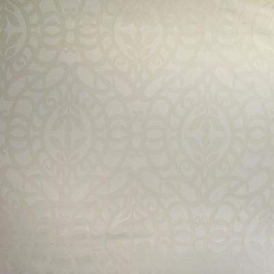 B4493 Eggshell Fabric: D42, BEIGE SCROLL, WOVEN SCROLL, ECRU SCROLL, TONE ON TONE
