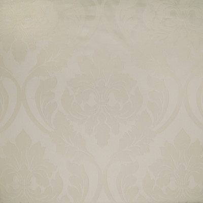 B4515 Pearl Fabric: D42, BEIGE TONE ON TONE DAMASK, FLORAL, MEDALLION, WOVEN
