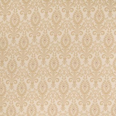B4560 Sahara Fabric: D43, IVORY MEDALLION, KHAKI MEDALLION, IVORY SCROLL,WOVEN