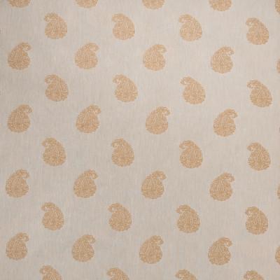 B4563 Gold Fabric: D43, BEIGE PAISLEY, KHAKI PAISLEY, GOLD PAISLEY, MUSTARD PAISLEY,WOVEN