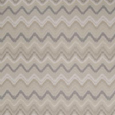 B4668 Moonstone Fabric: D44, CONTEMPORARY, CHEVRON JACQUARD, GRAY CHEVRON, GREY CHEVRON, NEUTRAL CHEVRON, NATURAL CHEVRON