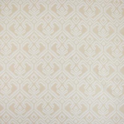 B4672 Buff Fabric: D44, BUFF, NATURAL JACQUARD, GEOMETRIC NEUTRAL, GEO,S OUTHWEST