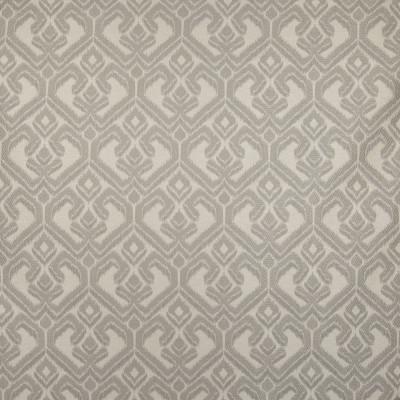 B4675 Alabaster Fabric: D44, BUFF, NATURAL JACQUARD, GEOMETRIC NEUTRAL, GEO, BROWN IKAT, JACQUARD IKAT, GEOMETRIC JACQUARD, SOUTHWEST