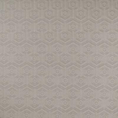 B4801 Mist Fabric: D45, GRAY MATELASSES, GREY MATELASSES, GRAY MATELASSES GEOMETRIC, GREY MATELASSES GEOMETRIC, GRAY GEOMETRIC MATELASSES, GREY GEOMETRIC MATELASSES, WOVEN
