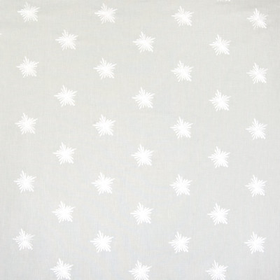 B4882 Haze Fabric: D46, GREY EMBROIDERED STAR, GRAY EMBROIDERY STAR, GREY DOT