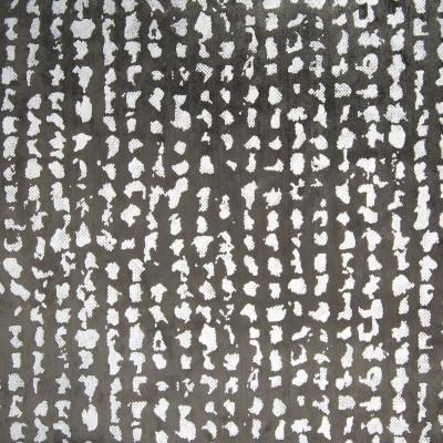 B4922 Gunmetal Fabric: D46, SILVER METALLIC SKIN, GREY METALLIC SKIN, GREY SKIN, ANIMAL SKIN