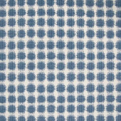 B4950 Cabana Blue Fabric: D47, BLUE WOVEN DOT, MEDIUM BLUE WOVEN DOT
