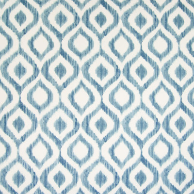 B4952 Rainstorm Fabric: D47, BLUE MEDALLION PRINT, BLUE OGEE, BLUE WATERCOLOR GEOMETRIC