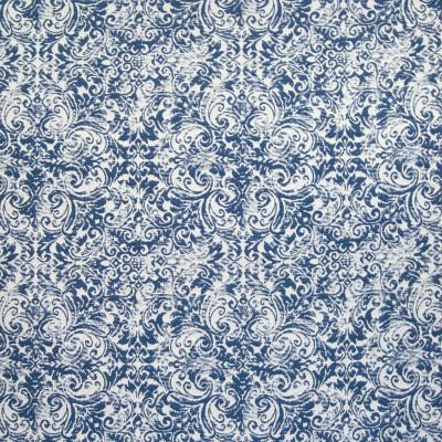 B4957 Sapphire Fabric: E32, D92, D47, BLUE FLORAL JACQUARD, MEDIUM BLUE FLORAL JACQUARD