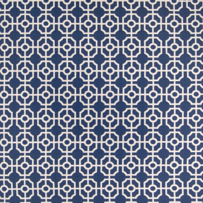 B4960 Admiral Fabric: D92, D47, CONTEMPORARY GEOMETRIC WOVEN, BLUE, NAVY GEOMETRIC WOVEN