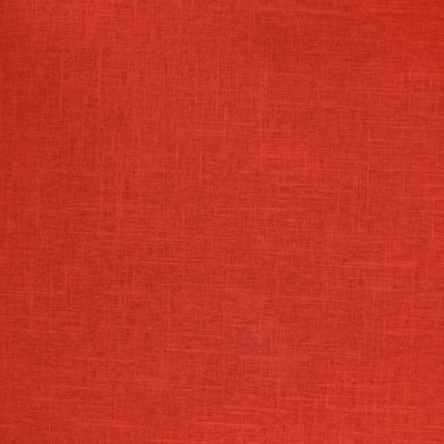 B5013 Harvest Fabric: D48, LINEN, PLAIN, PLAIN RED LINEN, BRIGHT RED, BRIGHT RED SOLID, BRIGHT RED PLAIN,,WOVEN