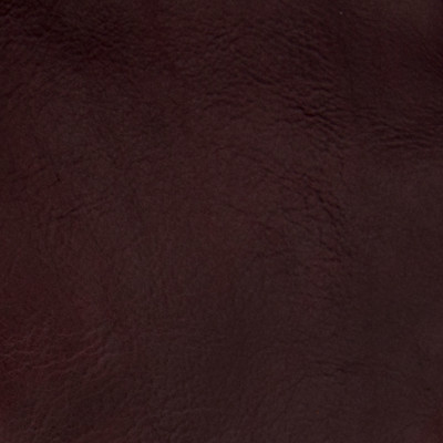 B5091 Sangria Fabric: L11, BURGUNDY LEATHER, DARK RED LEATHER