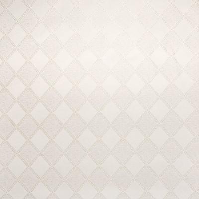 B5313 Flax Fabric: D50, IVORY, CREAM, OFF WHITE, DIAMOND, LATTICE, GEOMETRIC, TONE ON TONE